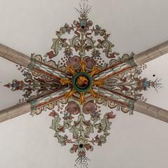 Rozet in het Hoogkoor (Marjan van de Pol) Tags: favorite canon nederland fave dordrecht kerk grotekerk 6d faved canon6d