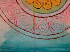 DSC09483 (scott_waterman) Tags: detail ink watercolor painting paper lotus gouache lotusflower scottwaterman