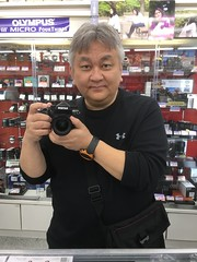 IMG_0232 (digitalbear) Tags: camera apple japan lumix tokyo google pentax panasonic nakano roppongi k1 fujiya mark2 gx7 iphonese