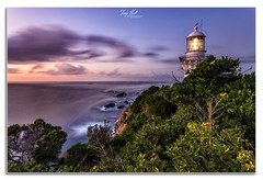 Seal Rocks Lighthouse (Troy Holt Photography) Tags: ocean lighthouse beach water sunrise canon coast rocks long exposure great north lakes australia seal lee nsw filters mid 1740mm sealrocks 6d myalllakesnationalpark sealrockslighthouse sugarloafpointlighthouse greatlakestourism greatlakesnsw