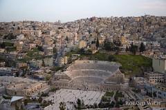 Amman (Rolandito.) Tags: theater theatre roman amman jordan jordanien jordanie jordania