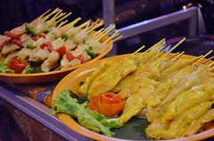REP_nightmarket_08 (chiang_benjamin) Tags: food chicken cambodia nightmarket siemreap skewers streetvendors