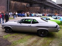 Chevrolet Nova Yenko SC 427 1969 (Zappadong) Tags: auto classic chevrolet 1969 sc nova car automobile voiture coche classics 427 oldtimer duisburg oldie carshow youngtimer automobil 2015 yenko oldtimertreffen zappadong