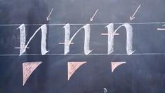 Maestra en Tipografa (RoballosNaab Caligrafa) Tags: typography buenosaires master calligraphy tipografa caligrafa uba fadu maestra roballosnaab