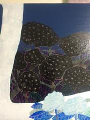 "2014""yumeutsutsu""detail (yoshiko fukushima) Tags: art painting paintings oilpainting oilpaintings contenporaryart contemporary drawing drawings illustration illustrations cartoon cartoons people human man face eye eyes portrait portraits oiloncanvas oncanvas canvas color colors flower hydrangea blue plants shade white black"