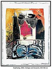 KOPFLASTIG (CHRISTIAN DAMERIUS - KUNSTGALERIE HAMBURG) Tags: hamburg container elements hafen elbe schiffe acryl schleswigholstein hafencity rapsfelder werke kunstgalerie bildergalerie landschaftsmalerei acrylmalerei auftragskunst auftragsmalerei galeriehamburg bilderwerkhamburg modernenorddeutschemalerei modernenorddeutschelandschaftsmalerei wermaltbilder