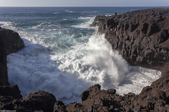 Los Hervideros #1 (LilFr38) Tags: water rocks eau lanzarote canonef1740mmf4lusm rocher canaryisland loshervideros ilescanaries lilfr38 canoneos5dmarkii apraisechorusjimmyeatworld