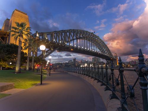 Harbour City Twilight