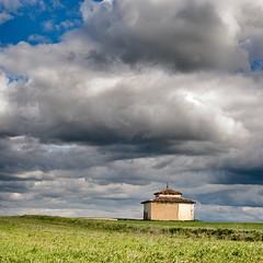 Tierra de Campos,  Valladolid (mmontesfotografo) Tags: espaa landscape spain castilla camposdecastilla