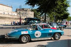 Chevrolet Corvette C2 StingRay Cabriolet 1967 (tautaudu02) Tags: auto cars chevrolet automobile stingray moto corvette c2 avignon princesses coches rallye voitures cabriolet 2015