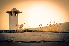 Spain - Granada - Capileira (Marcial Bernabeu) Tags: sunset chimney espaa sol architecture andaluca spain arquitectura andalucia granada andalusia bernabeu andalusian alpujarras chimenea capileira andaluz marcial bernabu andaluza