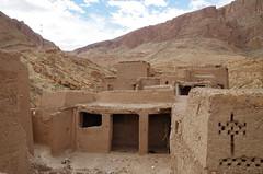 imgp5190 (Mr. Pi) Tags: mountains ruin morocco kasbah highatlas