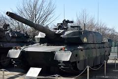 Type-10 Main Battle Tank (Bri_J) Tags: japan museum army tokyo tank military 日本 東京 jgsdf 和光市 陸上自衛隊 mainbattletank type10 10式戦車 wakōshi japangroundselfdefenceforce jgsdfpublicinformationcenter rikkunland