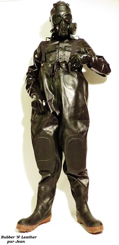 Acton Protecto Chest Waders