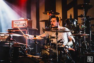 Set Things Right  @ Zappa // Shot by Jurriaan Hodzelmans