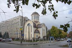 Храм вмц.Варвары
