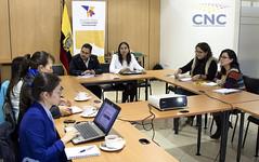 4 Reunión Seteci Cooperación Internacional