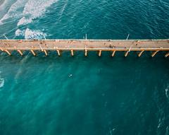 #fromwhereidrone  @fromwhereidrone (Dirk Dallas) Tags: ocean man beach photography pier surf manhattan surfer perspective fromabove lookingdown manhattanbeach emerald aerialphotography heli dirka drone manhattanpier quadcopter dirkdallas djiphantom fromwhereidrone droneography djiphantom3
