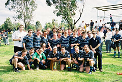3rd Grade 2001, Walker Cup Premiers