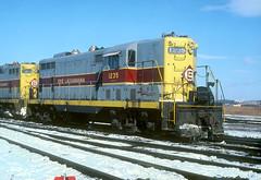 EL GP7 1235 (Chuck Zeiler) Tags: railroad el locomotive erie lackawanna