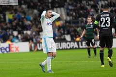 UEFA Europa League Olympique de Marseille Vs FC Groningen (Guillaume Chagnard Photographie) Tags: marseille groningen om stadevelodrome fcgroningen groupef olympiquedemarseille europaleague uefaeuropaleague phasedegroupe rmycabella