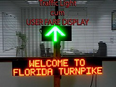 VMS-Arrow-Sign (photonpl) Tags: sign price speed turn work message display you go right led thank arrow noentry variable