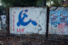 Communist stronghold (Premshree Pillai) Tags: india kerala calicut kozhikode indiajan16