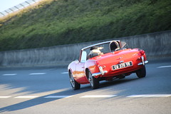Spitfire Mk 2 (xwattez) Tags: road old france car automobile voiture route triumph british spitfire transports blagnac ancienne mkii 2016 véhicule anglaise