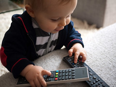 Tlcommande (Dahrth) Tags: baby remotecontrol bb gf1 tlcommande panasoniclumixgf1 lumix20mm 20mmpancake gf120