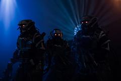 To serve and protect (Dark-Alamez) Tags: actionfigure 3a hazmat killzone threezero threea hazmattrooper