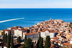 Piran (If not NOW... when?) Tags: city travel light sea canon europe euro slovenia piran 5d3 5diii