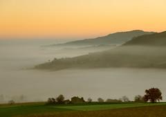 _DSC3450 (Giuseppe Cocchieri) Tags: mist color colors sunrise landscape countryside nikon colore alba earth hill valle hills campagna nikkor nebbia colori paesaggio colline twop