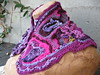 Swap neck warmer side (atgaiva) Tags: crochet freeform