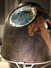 Soyuz capsule (Inkysloth) Tags: london industry museum technology space astronaut science cosmos sciencemuseum cosmonaut spacescience