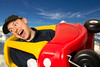 Troposphere (justinlangston336) Tags: red car toy little troposphere tikes werehere