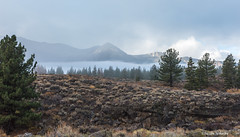 A mist in the morning (Photosuze) Tags: california autumn trees sky mist mountains fall clouds landscape rocks pines easternsierras