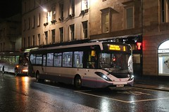 First Glasgow - SN65 ZFW (67081) (MSE062) Tags: bus one scotland major model glasgow first single 200 change alexander dennis e200 enviro decker parkhead adl clydebank zfw sn65 67081 e200mmc sn65zfw