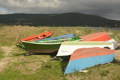(Anastasia Guzhova) Tags: boat spain nikon europe galicia fisterra nikkor35mm nikond7100