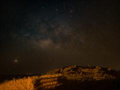 Hong Kong Milky Way (ededededed) Tags: sunrise landscape hongkong outdoor astrophotography em5 olympusomd