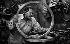 Carpentry shop (karimahmed1) Tags: new people bw blakandwhite shop work photography photo nikon egypt egyptian carpentry workshops d7000