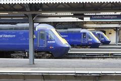 43098 at Paddington (Karel1999 Over a Million views ,many thanks) Tags: london zug trains locomotives hst vlak 43098