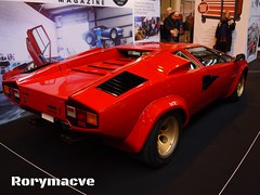 Lamborghini Countach (Rorymacve Part II) Tags: auto road bus heritage cars sports car truck automobile estate transport historic motor saloon lamborghini compact lamborghinicountach roadster motorvehicle