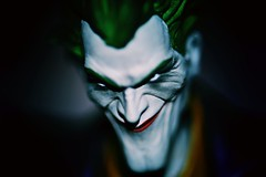 The Joker (mostaphaghaziri) Tags: portrait macro nikon micro mm 105 nikkor f28 thejoker d7200