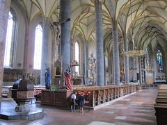 2012 08 25 Austria - Tirolo - Schwaz - Pfarrkirche Unserer Lieben Frau - Parrocchiale di Nostra Signora_1920 (Kapo Konga) Tags: austria chiesa cattedrale tirolo schwaz stadtpfarrkirche