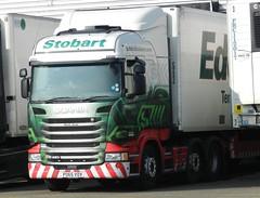 PO65VDV H2491 Eddie Stobart Scania 'Rosie Katie' (graham19492000) Tags: eddie scania stobart eddiestobart rosiekatie h2491 po65vdv