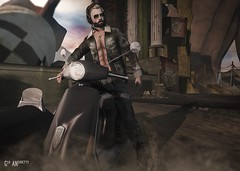#120. Turning and returning to some secret place inside (Gui Andretti (Man Cave • Noir • SenseS) Tags: life urban man male men glass fashion cosmopolitan zoom avatar style attitude second aviator streetwear gizza whatsnext deadwool kenvie menonlymonthly noblecreations