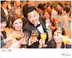 wedding - selina n adolf (kuicheung) Tags: family wedding people smile canon hongkong groom bride couple marriage snap event  groomsmen  weddinggown  weddingphotographer weddingphotography bigday     weddingphotojournalist