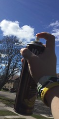 Spray can (epicmonkey447) Tags: forcedperspective