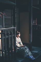 DSC_8104-1 (Ivan KT) Tags: light shadow portrait woman art girl photography kyoto lotus taiwan exhibition sight conceptual backlighting
