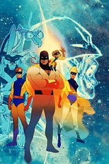 2016-03-14 - Space-Ghost-Variant-Bill-Sienkiewicz (Tony Hsieh) Tags: comics bill dc spaceghost sienkiewicz hannabarbara